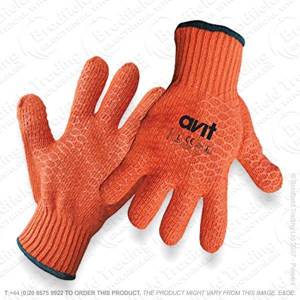Griper Gloves Orange Large AVIT