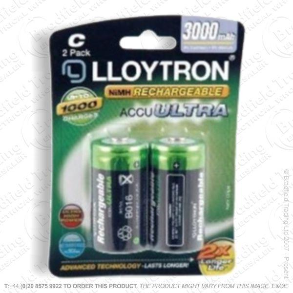 E10) Battery Rech C 1.2V 3000mAH LLO