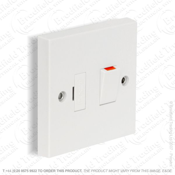 Spur Switched 13A Wh REDGREY BP