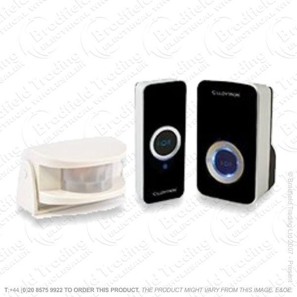 I03) Door Bell Plug In PIR Wireless LLO