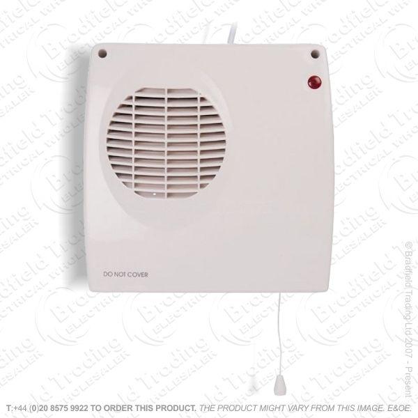D02) Heater Bathroom 2Kw Stat CON
