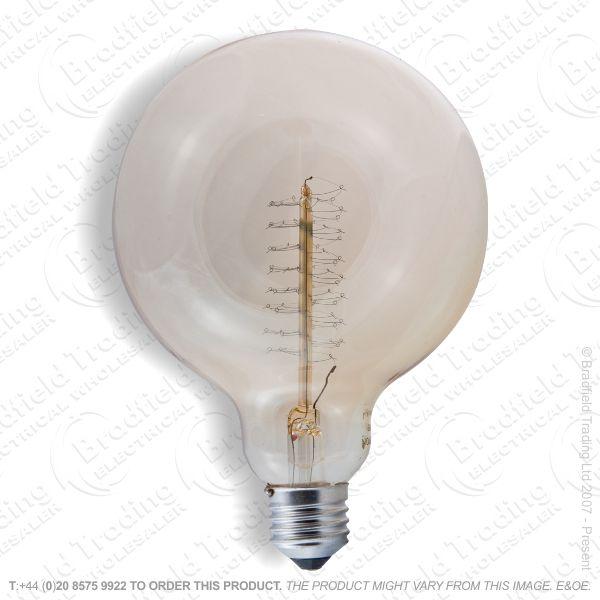 A08) Globe G95 ES 40W Long Filament