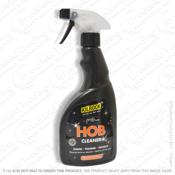 C23) Black Hob Cleaner 500ml Spray (6)
