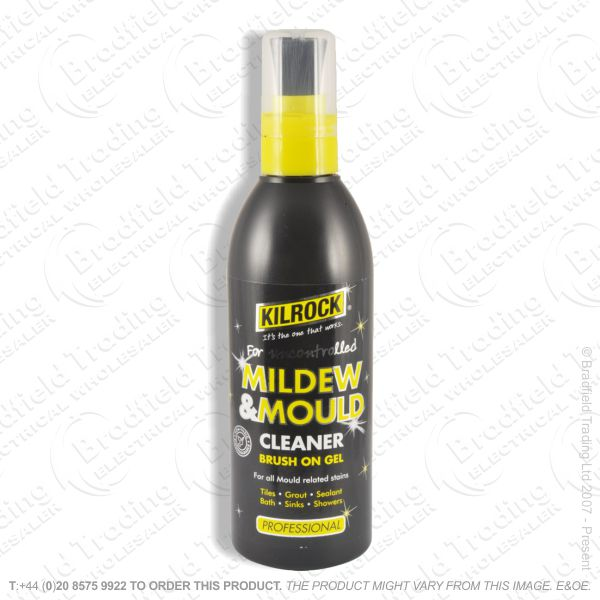C24) Cleaner Mildew Mould Brush Gel 250ml