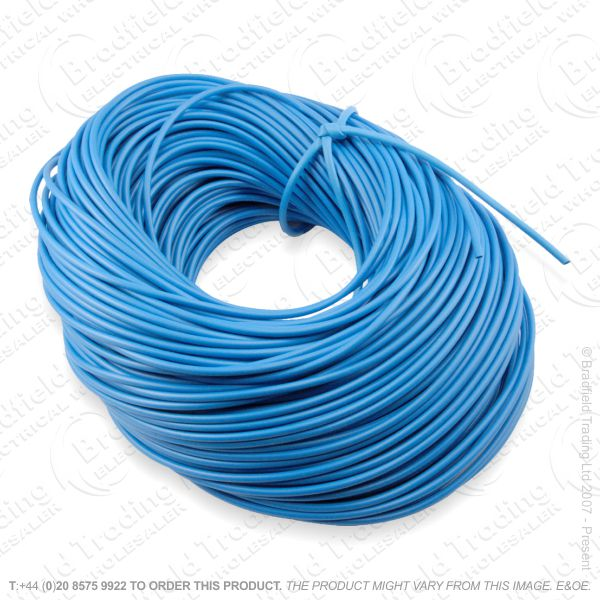 H04) Sleeving Blue 10mm 100M
