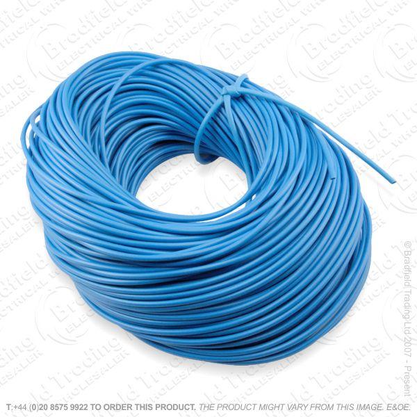 H04) Sleeving Blue 4mm 100M