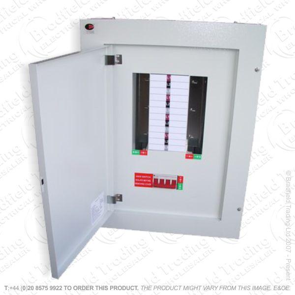 H28) MEM 12 Way 3Phase Board 250A