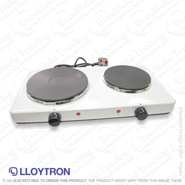 C05) Cooker Solid Plate Double CED