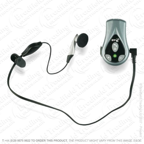 E15) BT Headset with Bluetooth Wireless