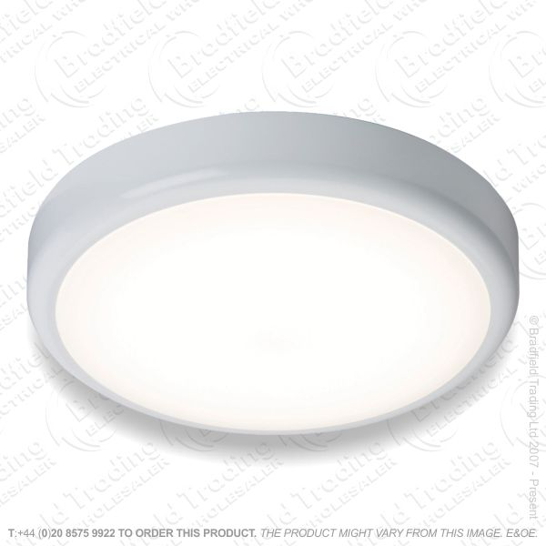 B15) Trade LED 14W Bulkhead Emergency Mainta