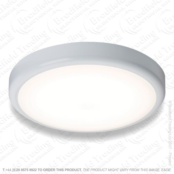 Trade LED 20W Bulkhead Emergency Sensor