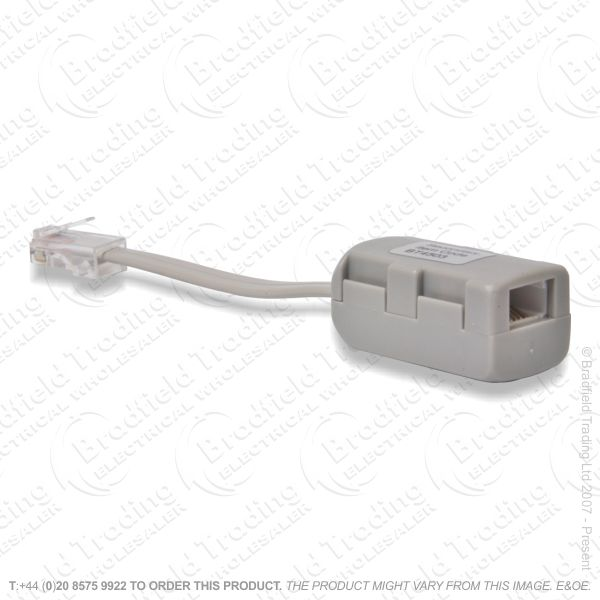 E16) Telephone Adaptor Slave RJ45-BT