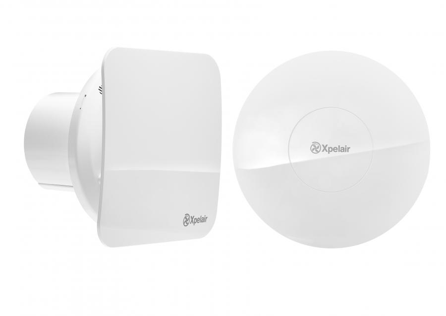 Xpelair Square/Round Simply Silent Timer Fan