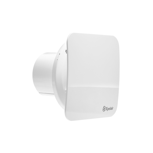 Xpelair Squ 6 Simply Silent Timer Fan
