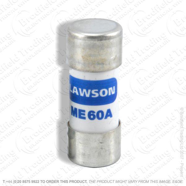 F13) Fuses 60A Carthridge 57x22 ME60