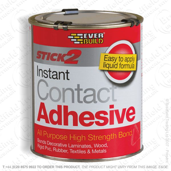 G12) All Purpose Contact Adhesive 125ml SICK2