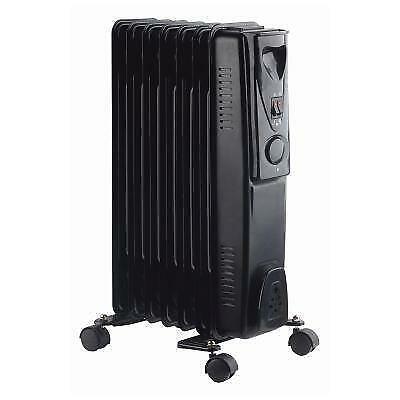 D02) Heater Oil Radiator Port 1.5Kw 7fin Time