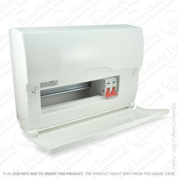 H29) ConsumerUnit MCB Plas 10w 100A BG
