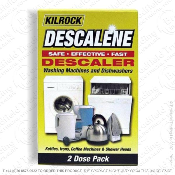 C22) Washing Machine Dishwasher Descaler2x50g
