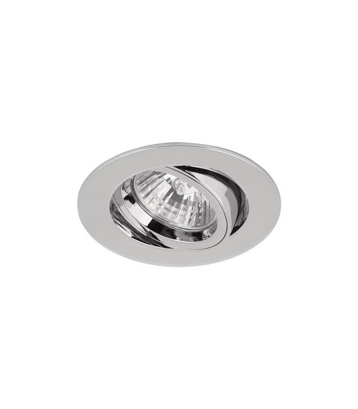 B33) Downlight Adjust  GU10 Pol Chrome