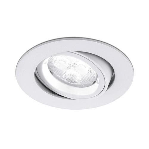 B33) Downlight Adjust  GU10 White ENLITE