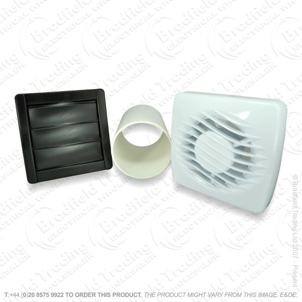 I08) Extractor Fan Mains 4    PIR XPELAIR