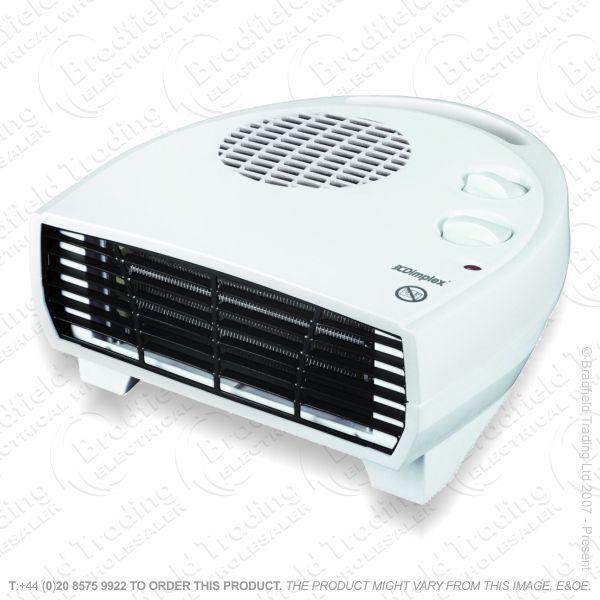 D03) Heater Fan 2Kw   Stat Flat DIMPLEX