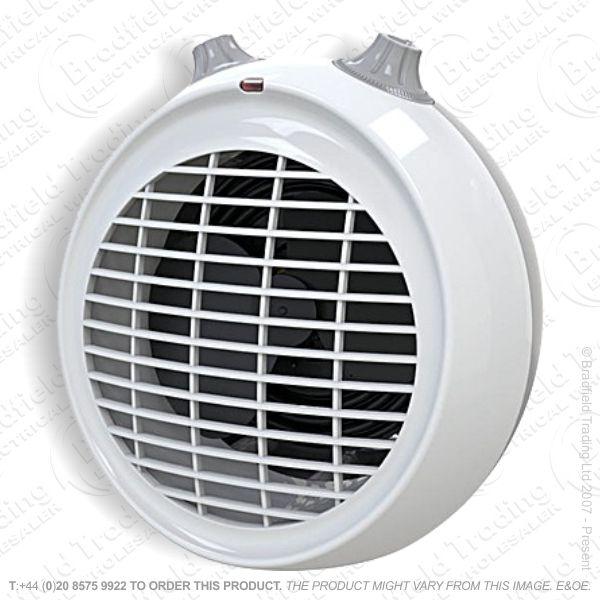 D03) Heater Fan 3Kw   Stat Upright DIM