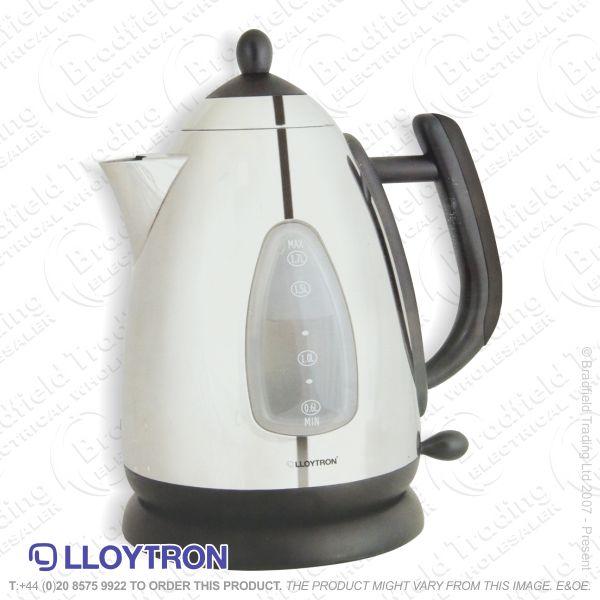 C03) Rapid Boil Cordless Kettle 1.7L SS