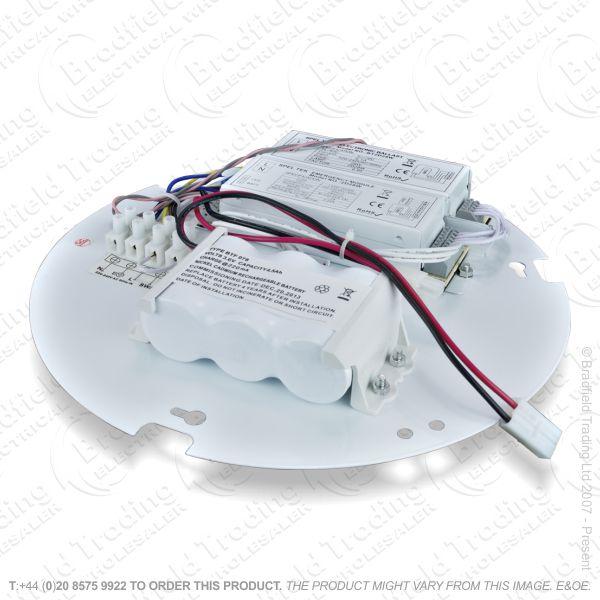 B14) 2D 28W Emergency Gear Tray 3.6V 4.5Ah