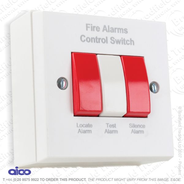 I04) Alarm RadioLink Test Switch AICO