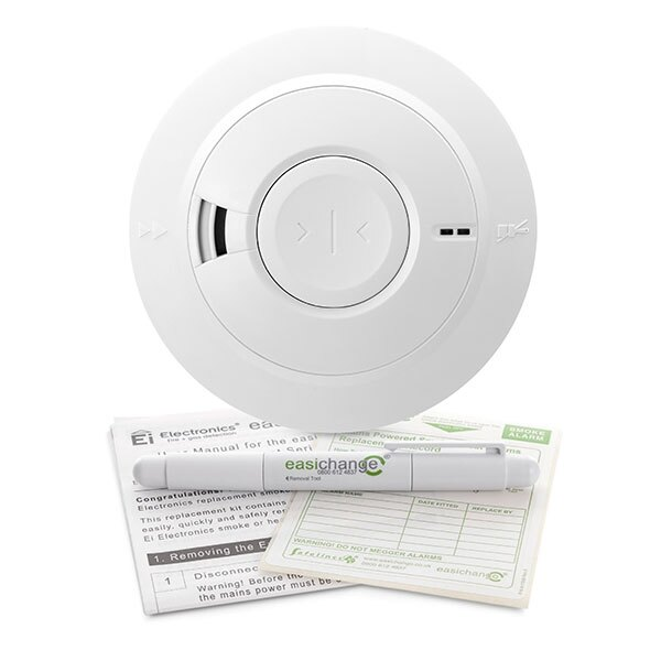 I04) Mains Smoke Alarm Ionisation AICO