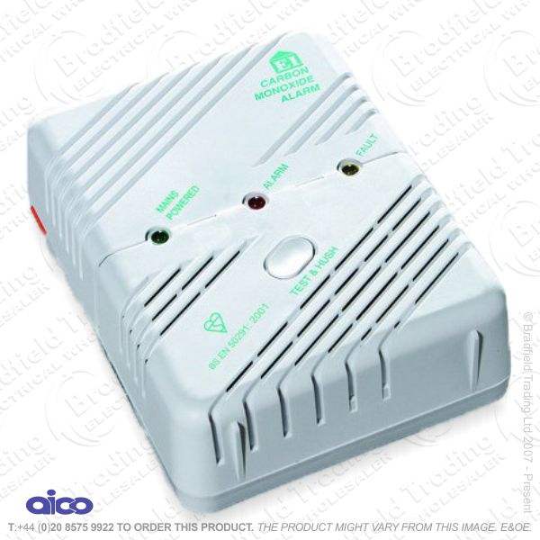 I05) Alarm Main Wire-In CarbonMonoxide A
