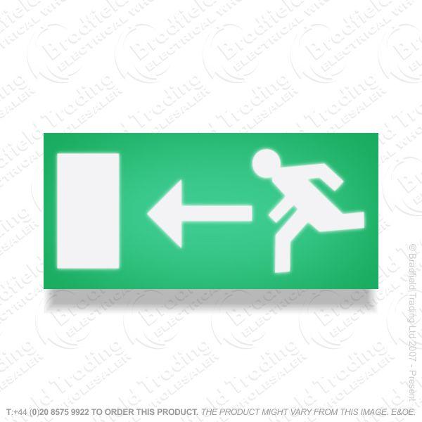 B18) Exit Legend for EMRUN Left