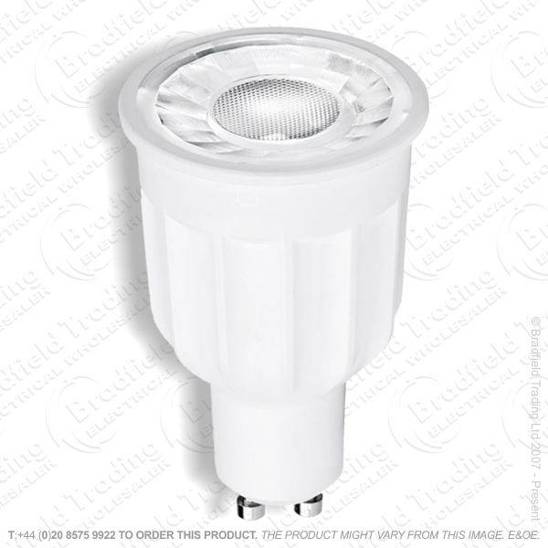 LED 10W GU10 3K 24* 950lm DIMM ENLITE