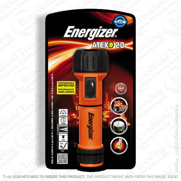 E41) Atex 2xD Torch ENERGIZER