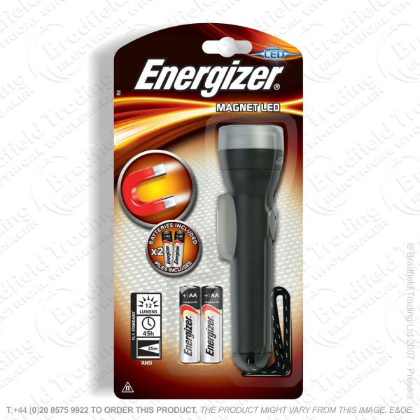 E41) Magnet LED Torch ENERG
