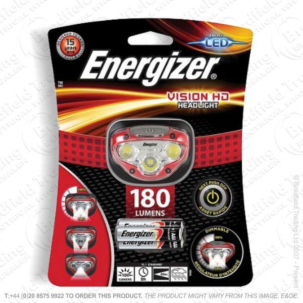 E43) Headlight 200lm 3xAAA Vision EENRGIZER