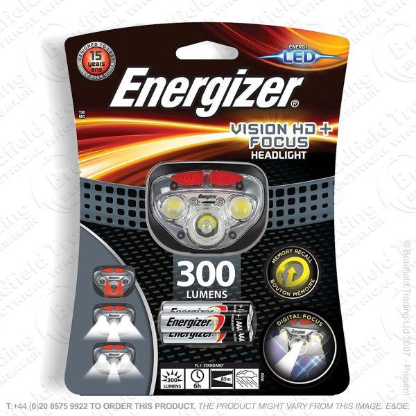 E43) Headlight 315lm 3xAAA Vision ENERGIZER