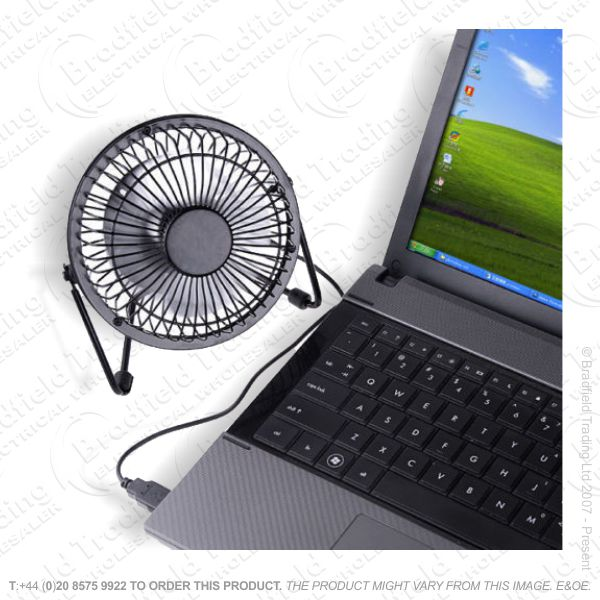 D07) Fans Desk 4  Mini USB