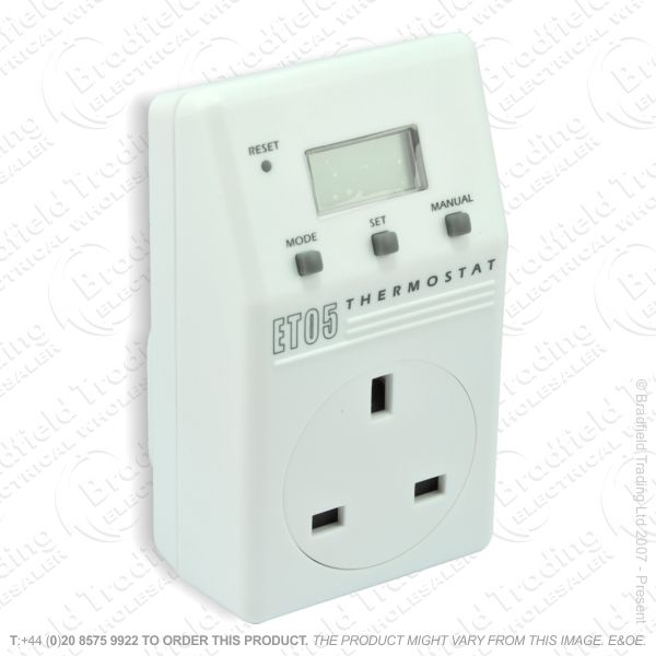 I11) Thermostat Plugin Temp ControlerSMI