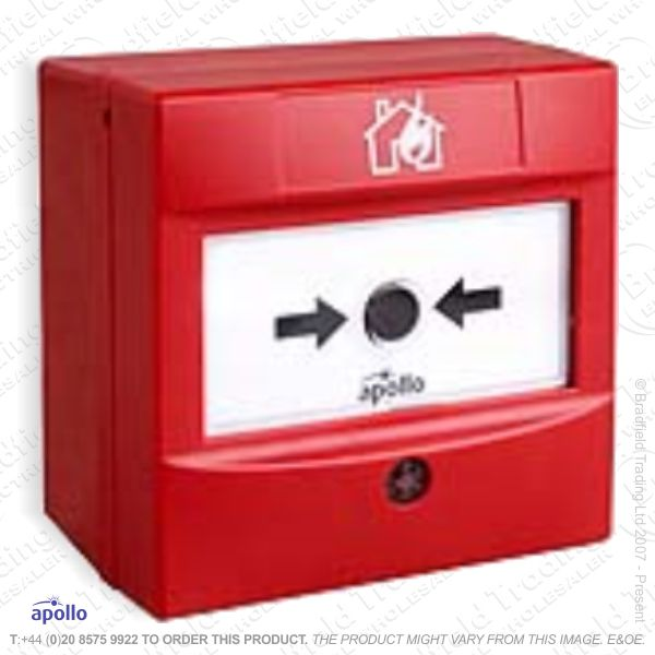 I07) Fire Alarm Surface Call Points