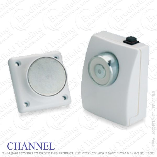 I07) Fire Alarm 240v Door Release Magnetic