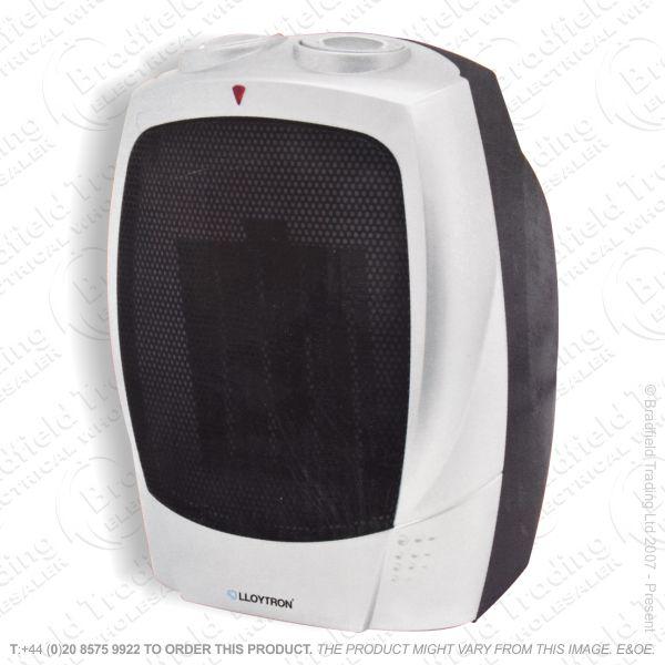 D03) Fan Heater PTC 1500w LLOYTRON