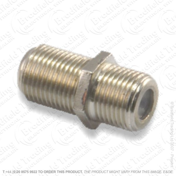 E30) F type coupler Socket - Socket