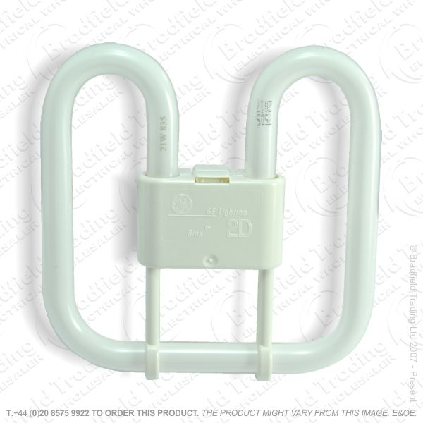 A66) 2D 4pin c840 38W coolwhite BELL