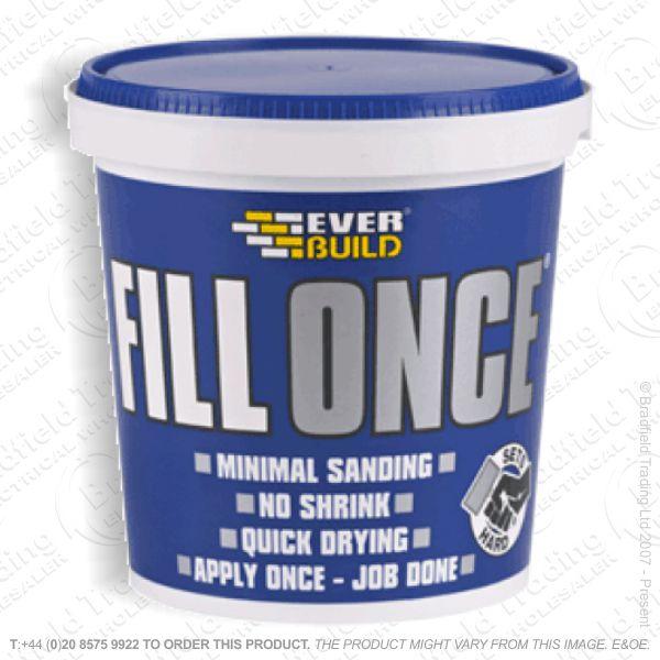 G15) Fill Once All Purpose Filler 325g EVERBU