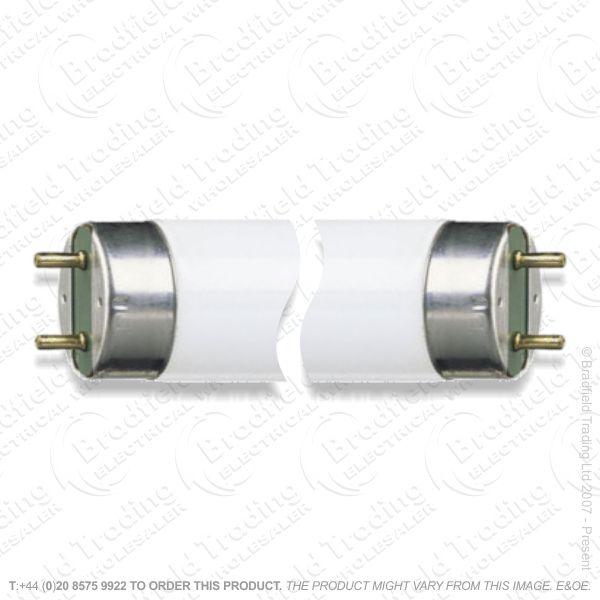 A83) UV Flykiller White T8 18W 2ft