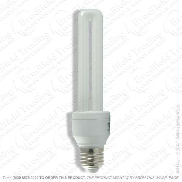 A83) UV Flykiller White PLEC ES 13W Lamp