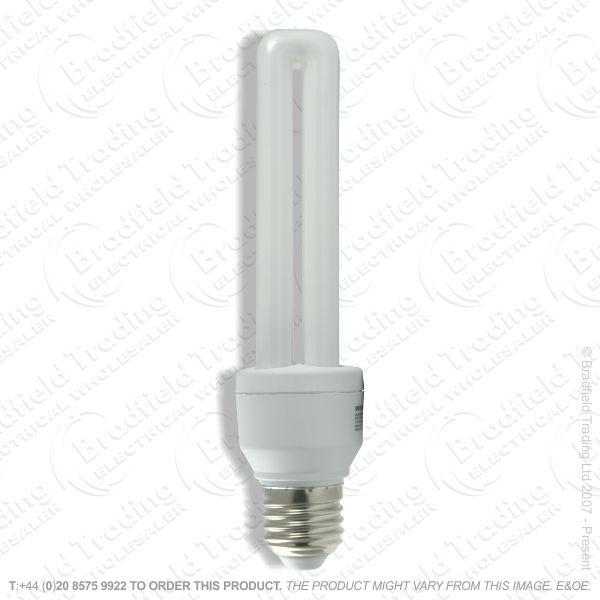 A83) UV Flykiller White PLEC ES 20W 350B